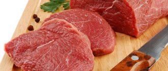 Як вибрати телятину і яловичину