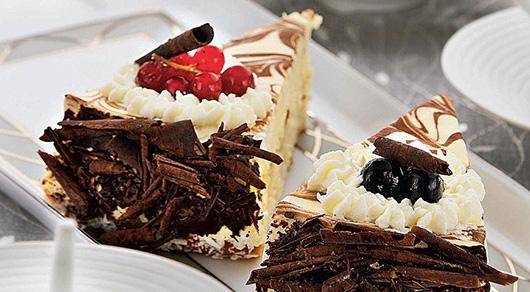 Чізкейк з білим шоколадом