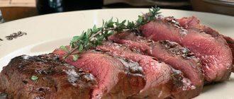 Секрети приготування соковитих і смачних стейків