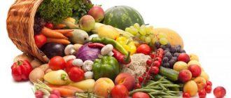 Вітаміни: в яких продуктах вони містяться